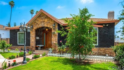 Single Family Home For Sale: 930 E Magnolia Boulevard