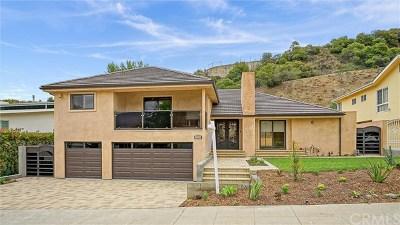 Burbank, Glendale, La Crescenta, Pasadena, Hollywood, Toluca Lake, Studio City, Alta Dena , Los Feliz Single Family Home For Sale: 1122 Avonoak