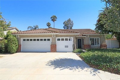 Burbank CA Single Family Home For Sale: $1,150,000