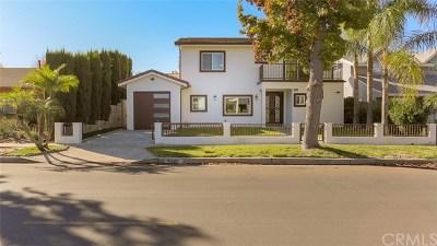 Tarzana Single Family Home For Sale: 4945 Lindley Avenue
