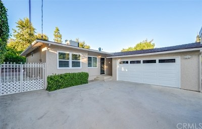 Tujunga Single Family Home Active Under Contract: 9762 Tujunga Canyon Boulevard