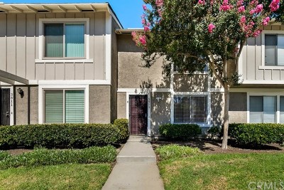 La Verne Condo/Townhouse For Sale: 3813 Chelsea Drive