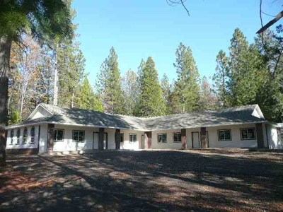 Butte County Commercial For Sale: 14028 Lakeridge Circle