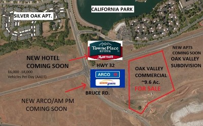 Chico Residential Lots & Land For Sale: Oak Valley Development