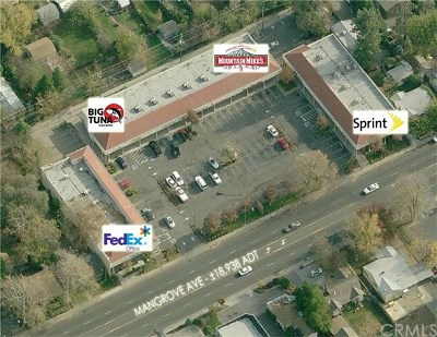 Butte County Commercial Lease For Lease: 1722 Mangrove Avenue #32