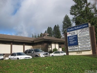 Butte County Commercial Lease For Lease: 6283 Clark Road #7