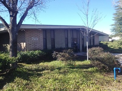 Butte County Commercial Lease For Lease: 725 Entler Avenue