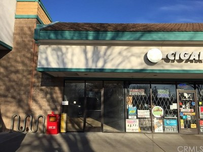 Commercial Lease For Lease: 208 W East Avenue #A