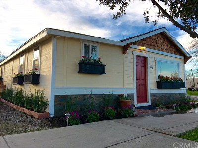 Willows Single Family Home Active Under Contract: 459 N Tehama Street