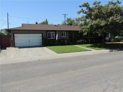 Willows CA Single Family Home For Sale: $222,000