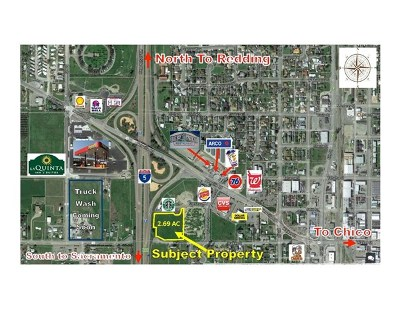 Orland Residential Lots & Land For Sale: Frances Lane