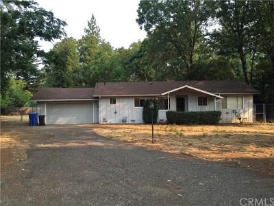 Paradise Single Family Home For Sale: 709 Poppy Lane