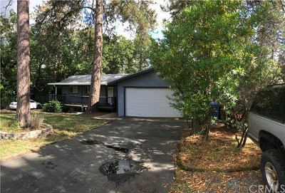Paradise Single Family Home For Sale: 2306 Stearns Road