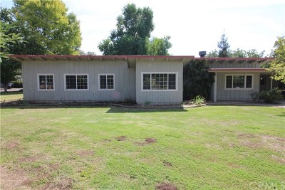 Chico Single Family Home For Sale: 3413 Bell Road