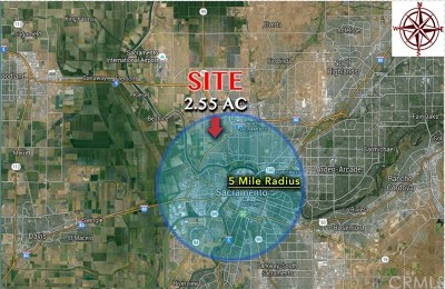 Sacramento Residential Lots & Land For Sale: San Juan Road