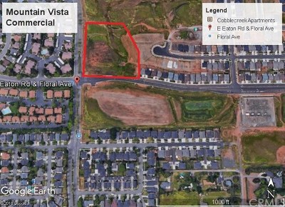 Chico Residential Lots & Land For Sale: Eaton - Floral Ave 8.55 Acres