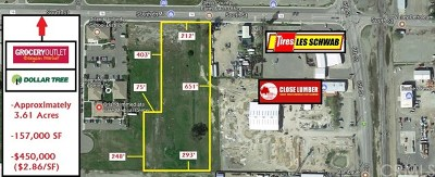 Orland Residential Lots & Land For Sale: South St.