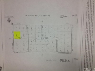 Adelanto Residential Lots & Land For Sale: El Mirage Airport Road