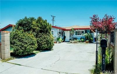 Rialto Single Family Home For Sale: 445 N Marcella Avenue