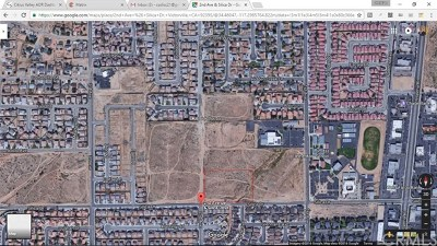 Victorville Residential Lots & Land For Sale: 2nd And Silica