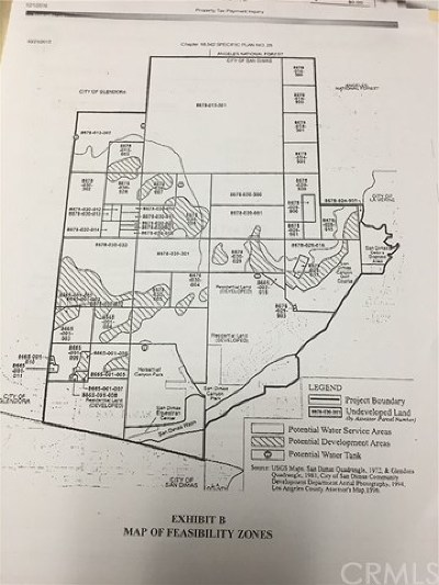 San Dimas Residential Lots & Land For Sale