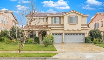 Fontana Single Family Home Active Under Contract: 4995 Glenwood Avenue