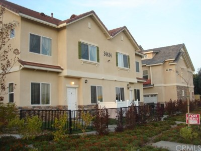 Moreno Valley Multi Family Home For Sale: 24426 Dracaea Avenue