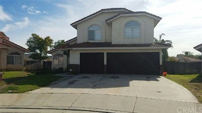 Moreno Valley Single Family Home For Sale: 25981 Andre Court