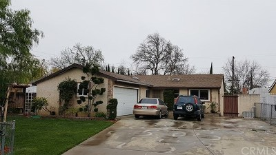 Rancho Cucamonga Single Family Home For Sale: 13049 Vine Street