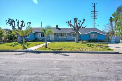 West Covina Single Family Home For Sale: 1401 S Frandale Avenue