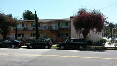 Long Beach Multi Family Home For Sale: 1800 E 3rd Street
