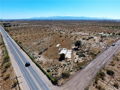 Adelanto Residential Lots & Land For Sale: 16250 Bellflower Road
