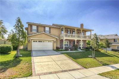 Rancho Cucamonga CA Single Family Home For Sale: $887,790