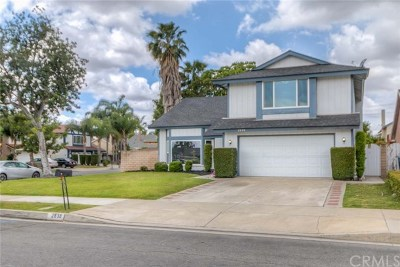 Ontario Single Family Home For Sale: 2638 S Calaveras Place