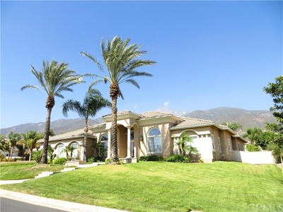 Rancho Cucamonga CA Single Family Home For Sale: $1,300,000