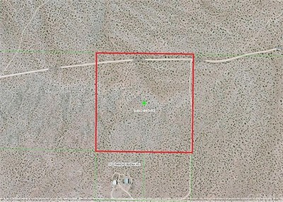 Adelanto Residential Lots & Land For Sale: Buckthorne Canyon Road