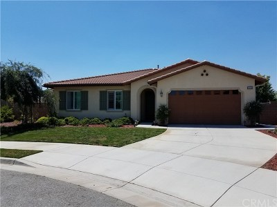 Menifee Single Family Home For Sale: 28395 Stormy Skies Circle