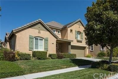 Chino Single Family Home For Sale: 7906 Garden Park Street