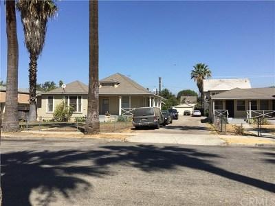 Pomona Multi Family Home For Sale: 741 San Francisco Avenue