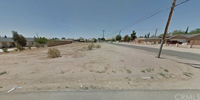 Victorville Residential Lots & Land For Sale: La Brisa Road