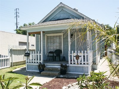 Covina Multi Family Home For Sale: 528 N Howard Avenue