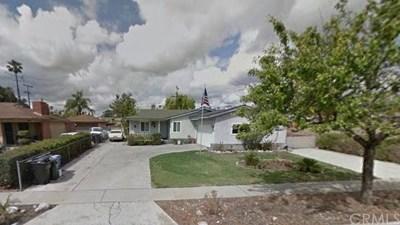 Fontana Single Family Home For Sale: 9606 Boxwood Avenue