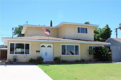 Glendora Single Family Home For Sale: 942 S Dodsworth Avenue