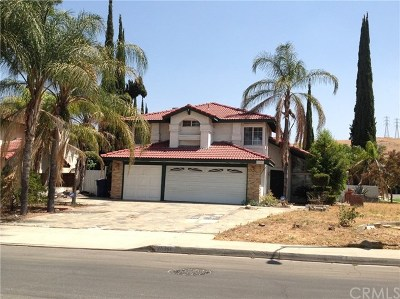 Loma Linda Single Family Home For Sale: 25961 Hinckley Street