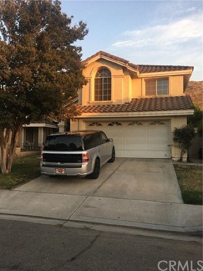 Fontana Single Family Home For Sale: 16045 Peach Tree Lane