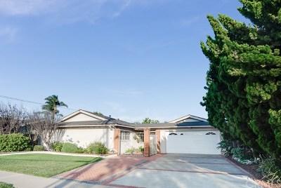 Newport Beach Single Family Home For Sale: 1856 Tustin Avenue