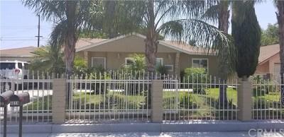 Fontana Single Family Home For Sale: 9813 Niagara Avenue