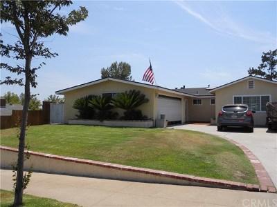 Pasadena Single Family Home For Sale: 1095 Rexford Avenue
