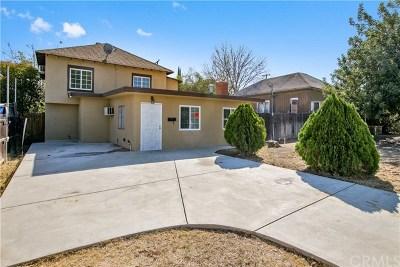 Corona Single Family Home For Sale: 1209 S Sheridan Street