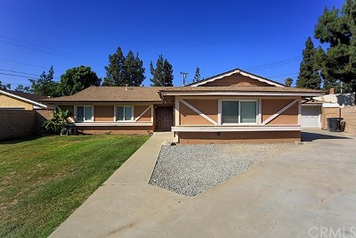 Covina Single Family Home For Sale: 1030 N Charter Drive